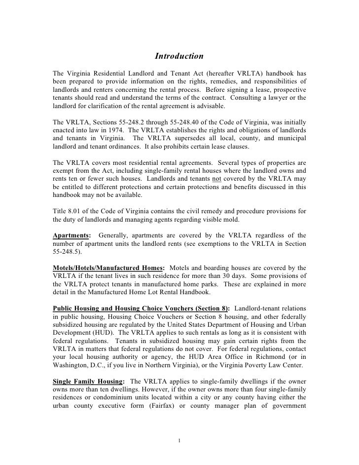 Complaint letter to tenant from landlord acurnamedia complaint letter to tenant from landlord virginia landlord tenant handbook complaint letter to tenant spiritdancerdesigns Image collections