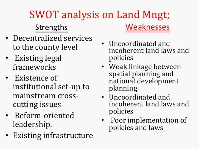 critical analysis of the land laws Criticism and critical analysis this is the heart of what is known as briefing a case, and anyone who goes to law school either learns how to relish doing this, or decides to pursue a different profession.