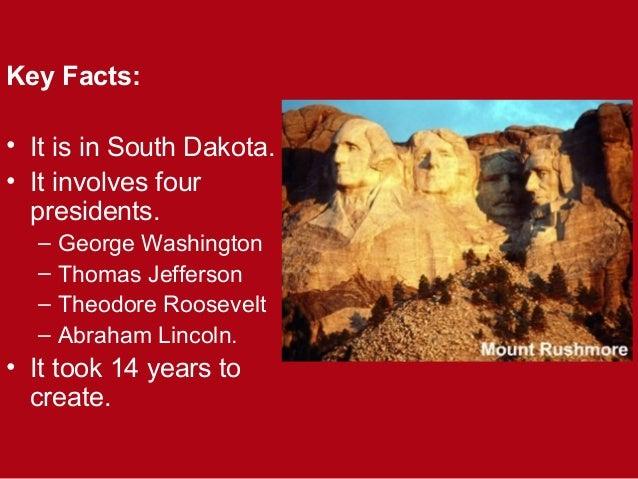 U S Landmarks And Symbols