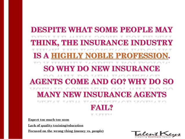 insurance agency business plan pdf