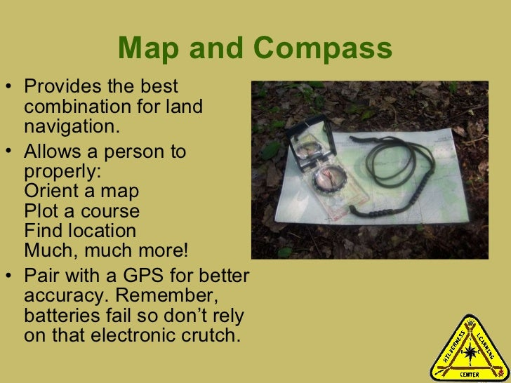 Land Navigation With Map And Compass - Us army guide to map reading and navigation