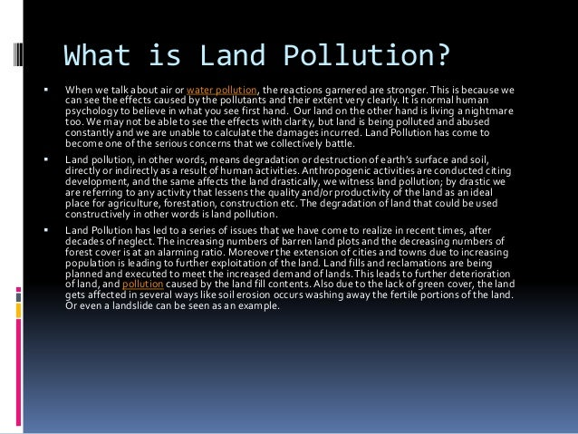 write up on pollution in hindi