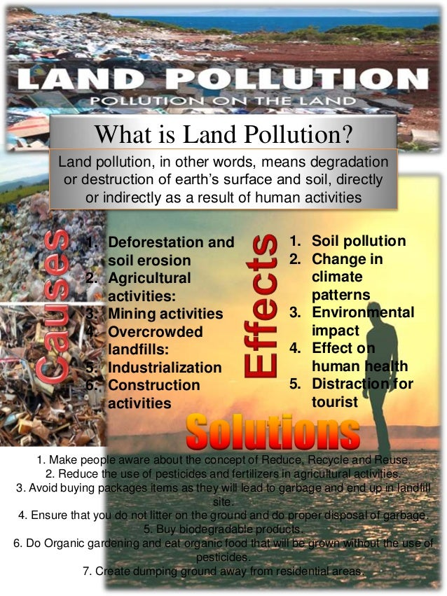 land pollution in malaysia