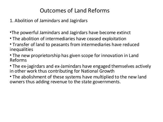 Land reform in Zimbabwe