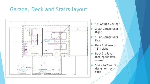 Landress garage build Slide 2