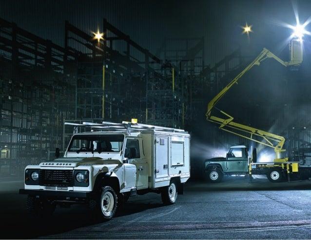 Land Rover Defender 110 En Gb