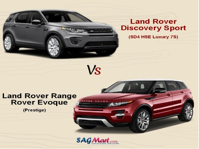 land rover discovery sport vs land rover range rover evoque. Black Bedroom Furniture Sets. Home Design Ideas