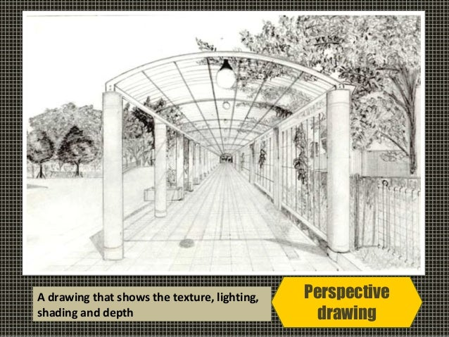 Landscape Architecture Perspective Drawings landscape architecture