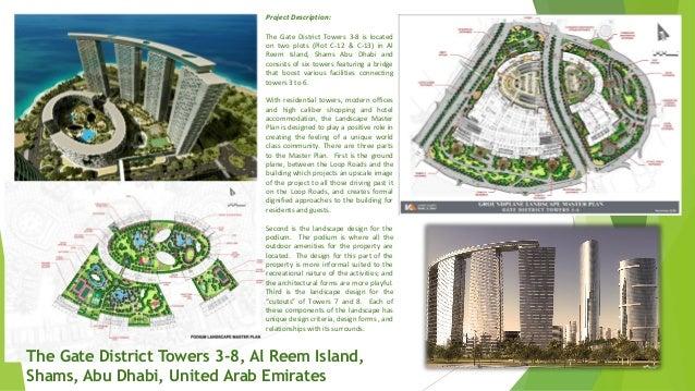 Architecture Project Description