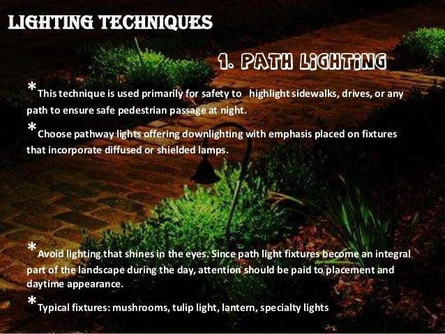 Landscape lighting aloadofball Choice Image