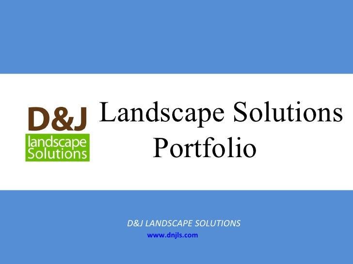 Fertilisation Report For  www.dnjls.com   Portfolio   Landscape Solutions  D&J LANDSCAPE SOLUTIONS
