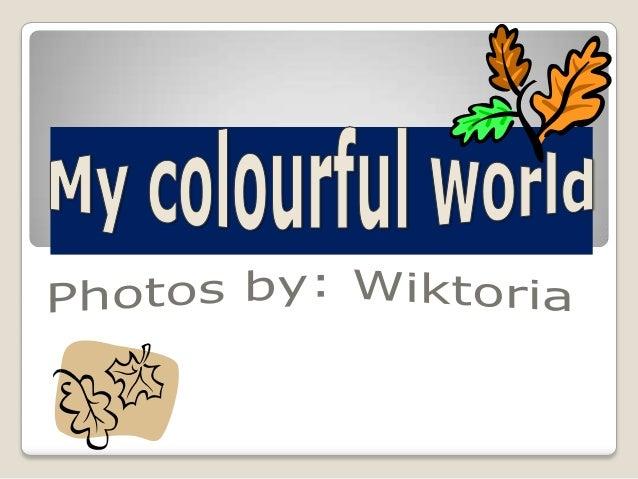 Landscapes wiktoria
