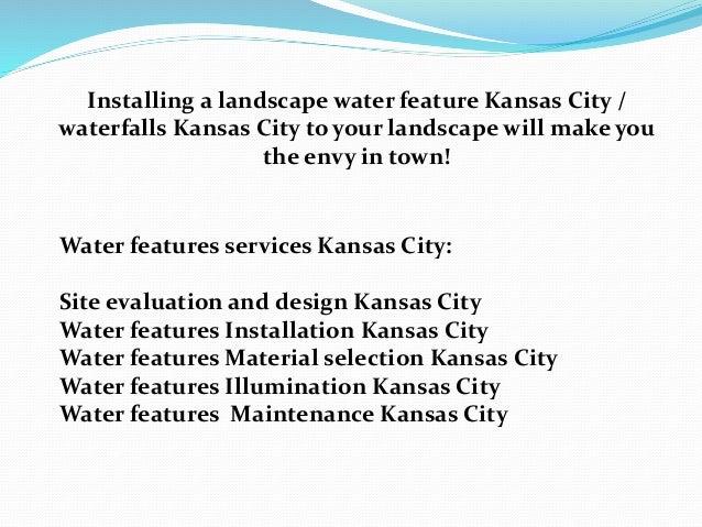 Landscape water features bubbling rocks kansas city 816 for Landscaping rocks kansas city