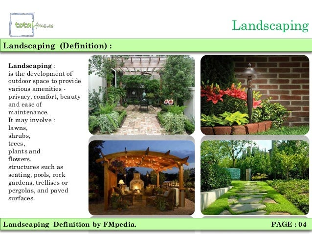 Landscape Design Definition 28 Images Landscape