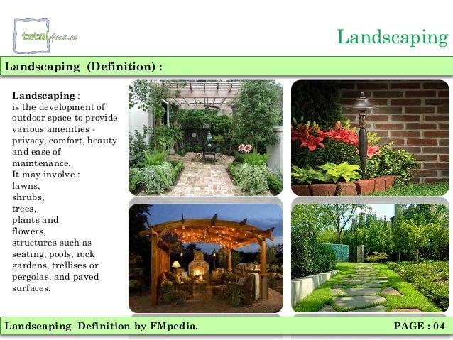 Landscape design definition 28 images landscape Definition landscape and design