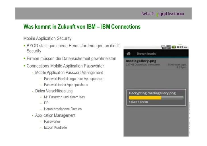 Landschaft Der Ibm Applikationen F 252 R Mobile Ger 228 Te