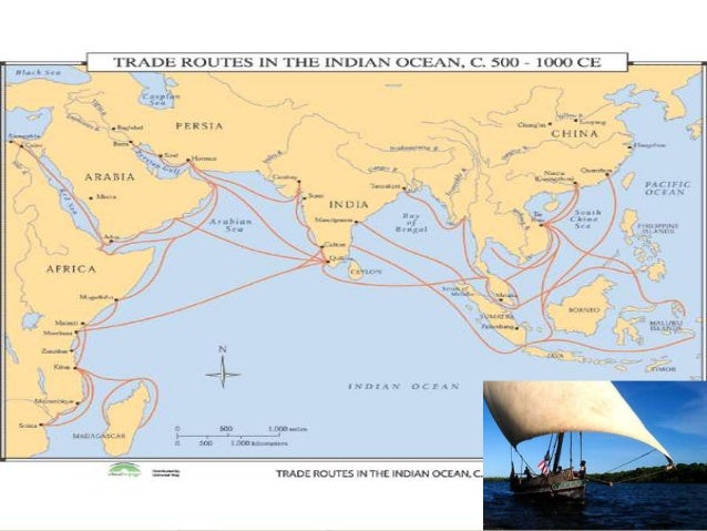 Trade - Silk Roads, Indian Ocean Trade, Trans-Saharan Trade