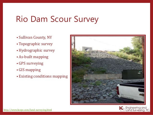 kc engineering offers a broad range of land surveying services