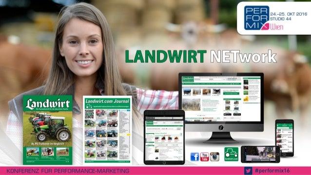 """Landwirt.com  gewinnt:  Criteo  Performance  Marketing  Award   Kategorie:  """"Beste  Mobile  /  Cross ..."""