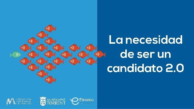 La necesidad de ser un candidato 2.0 Slide 1
