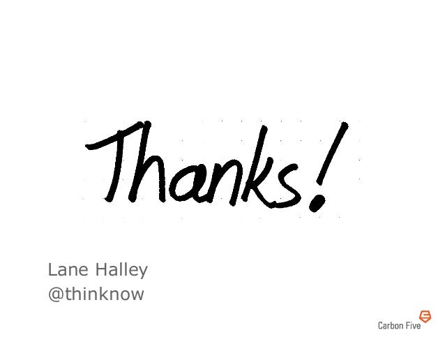Lane Halley@thinknow