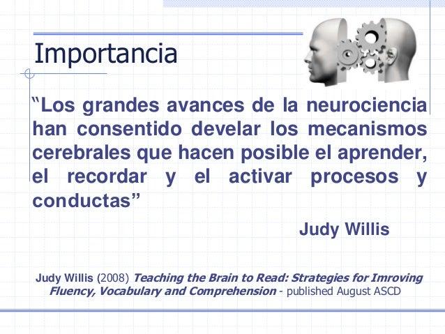 La neurociencia  Slide 3