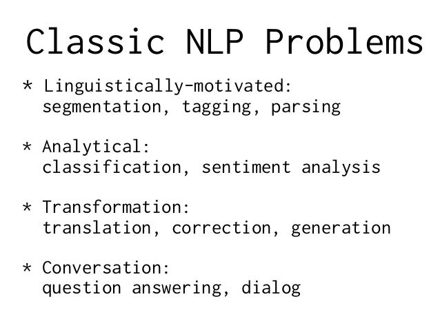 Introduction to NLP | Kaggle
