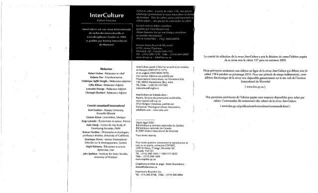 157-Les langages des «nous». Jean-François Lessard, Gustavo Esteva, Pramod Parajulil, Robert Vachon. (document à télécharger en format PDF, 3,9Mb). Slide 2