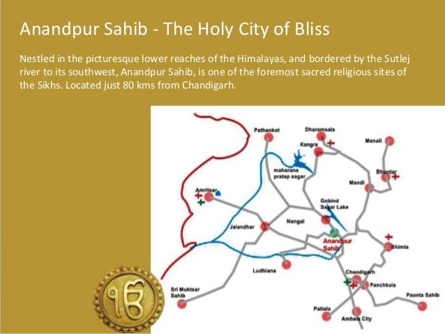 Anandpur Sahib The Heritage City And Its Preservation
