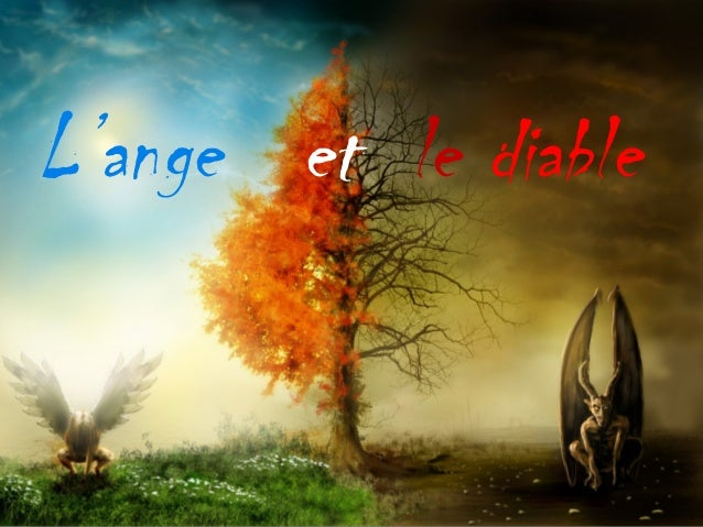 L'ange et le diable