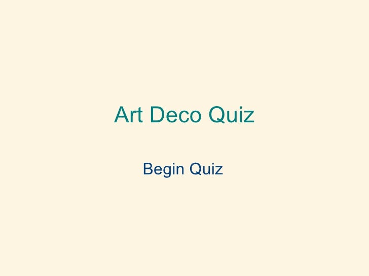 Ultimate Art Quiz