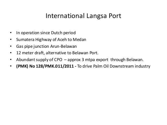 Langsa port 2