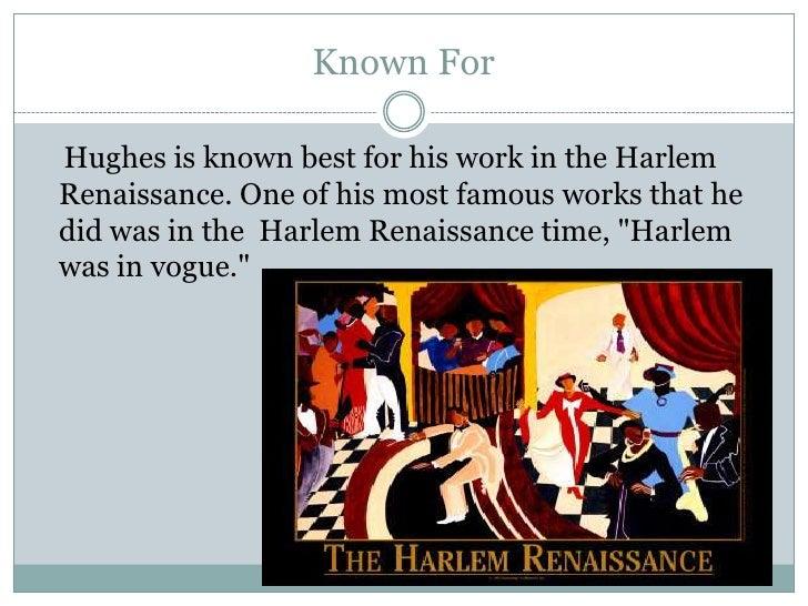 Langston Hughes Slide 3