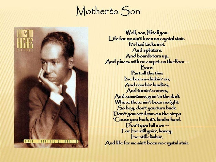 langston hughes <br > 4