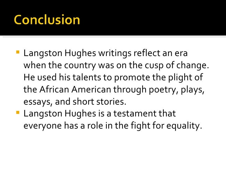 AFrican American equality Essay
