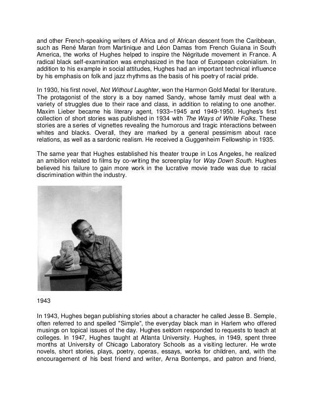 Analysis of W.E.B. Du Bois'