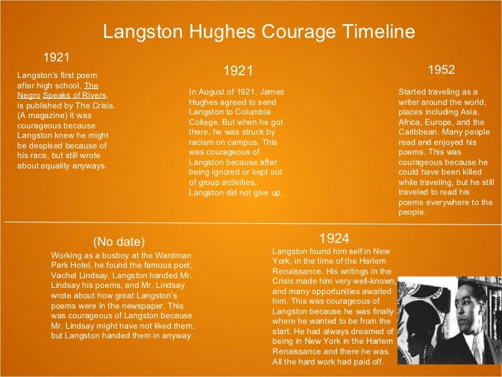poetry essays by langston hughes