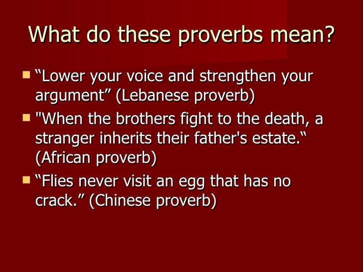 Language As Symbols
