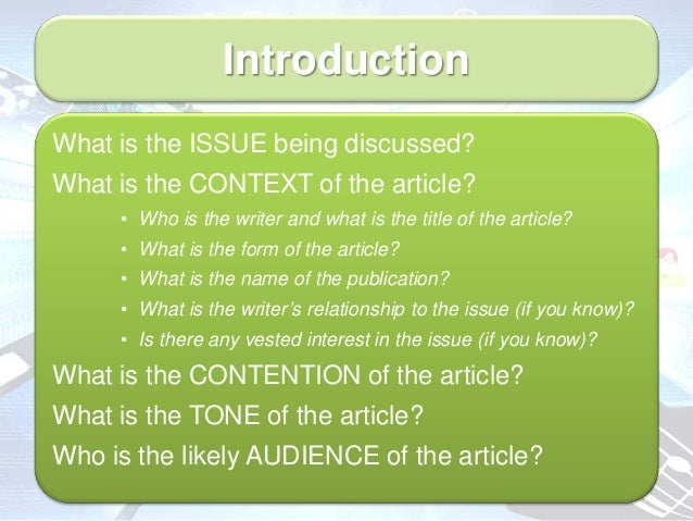 structure of a language analysis essay 12