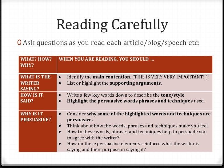 write language analysis essay article