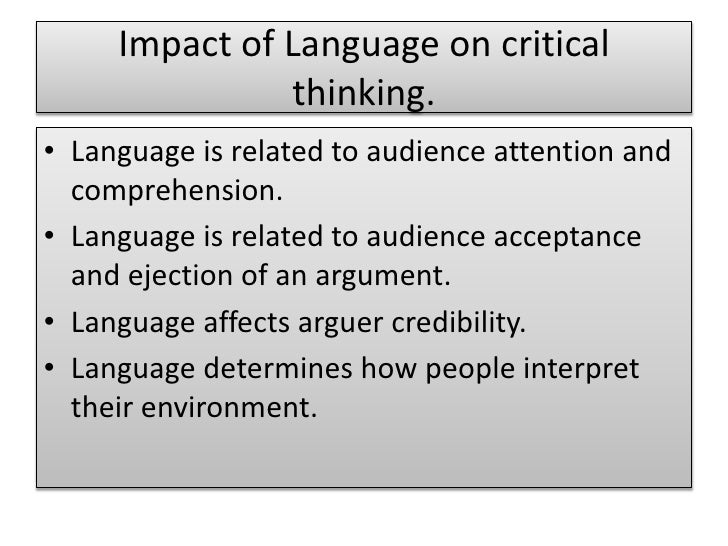 Critical thinking definition business dictionary online