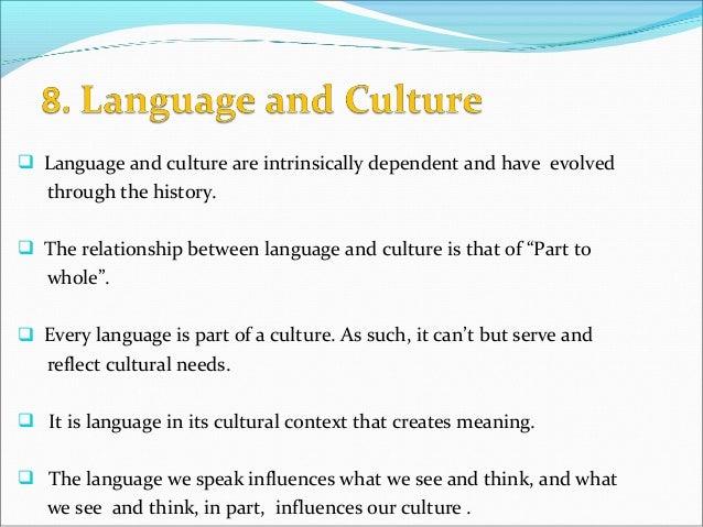 language and power ib