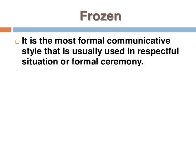 4 Basic Types of Speeches