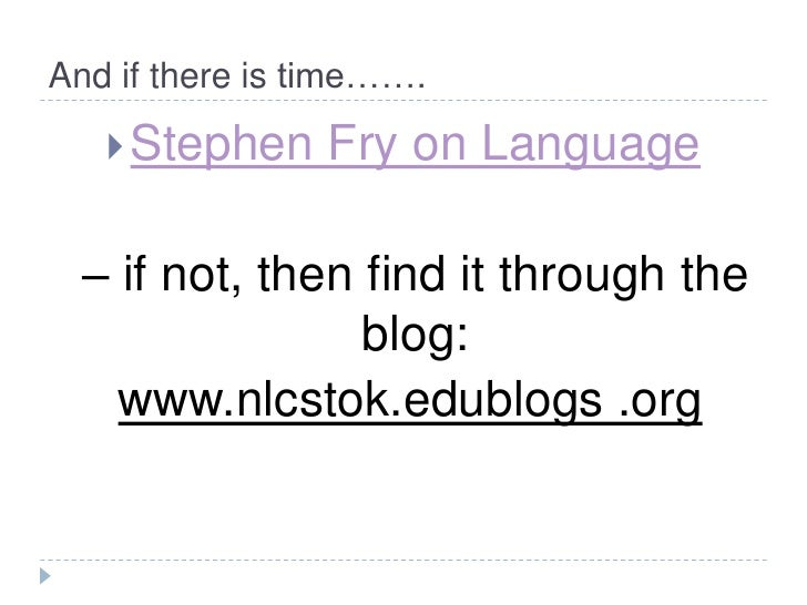 HOW DOES OUR LANGUAGE SHAPE THE WAY WE THINK  Edgeorg