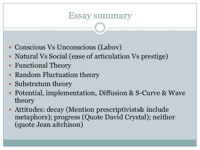 labelling theory essay