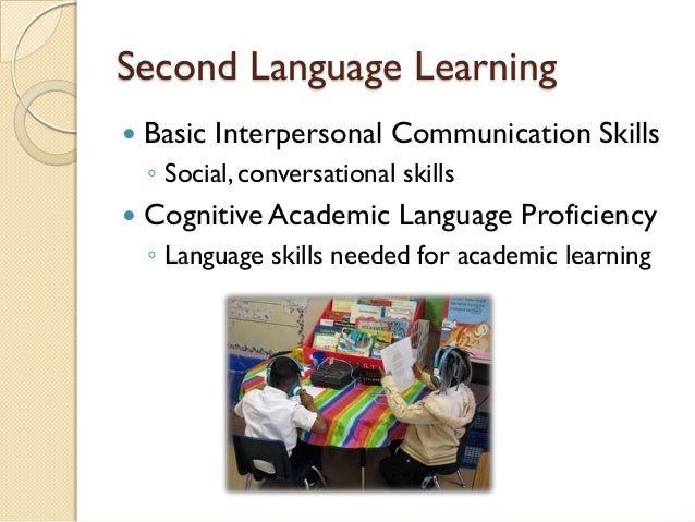 second language acquisition on children The second wave of children to acquire the language added even more structure the acquisition of language by children these examples of language learning.