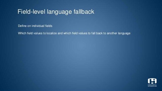 Language fallback+translation in Sitecore