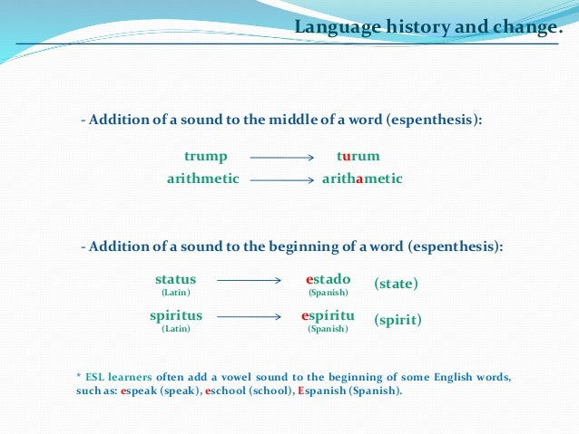 old english metathesis The vocabulary of old english 1 general characteristics the surviving vocabulary of old english (oe) is relatively small the metathesis the.