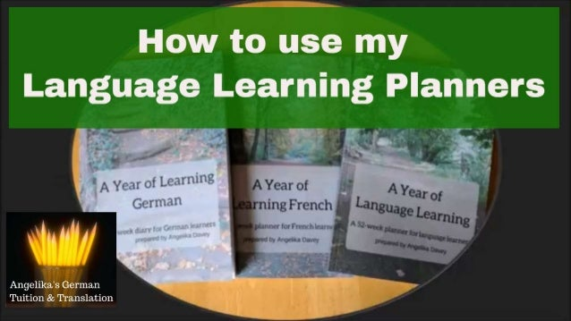? ? ?? ?? ? Learning a language on your own and struggling to keep track of it?