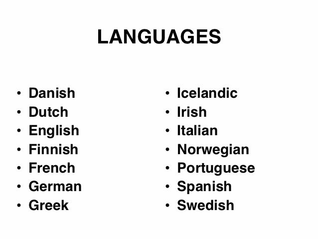 Language testing and the use of the common european